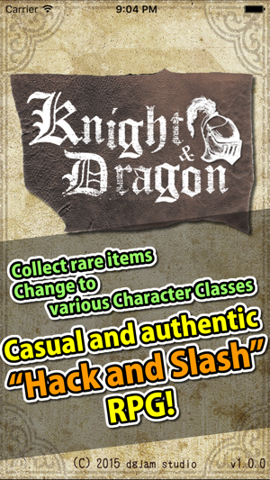 Knight & Dragon - Hack and Slash Offline RPG on the App Store