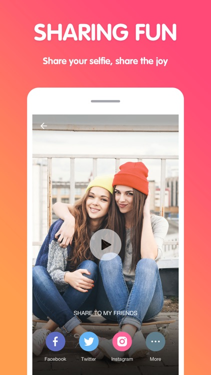 Toolwiz FaceSwap-Selfie camera and Musical Video