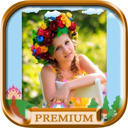 Princess photo frames album for kids – Pro