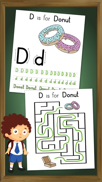 ABC alphabet learning games for kids – Pro