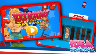 Super Rock Boxing fight 2 Game Free