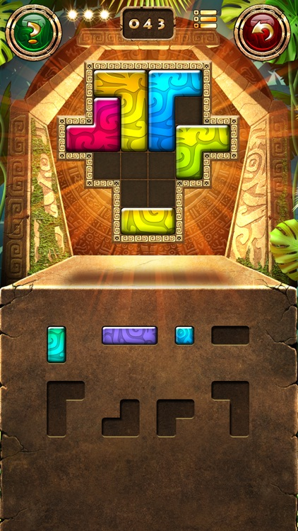 Montezuma Puzzle