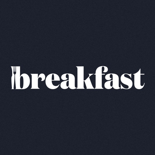 Breakfast mag icon