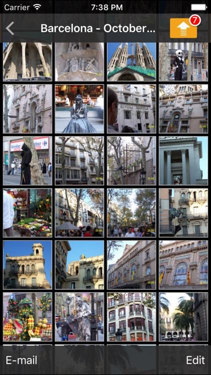 Picashare for Picasa and Google Photos albums screenshot-4
