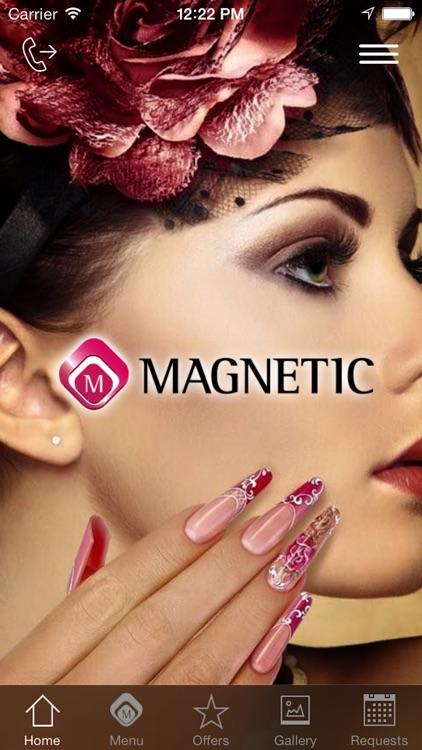 Magnetic Nail Design by Sappsuma