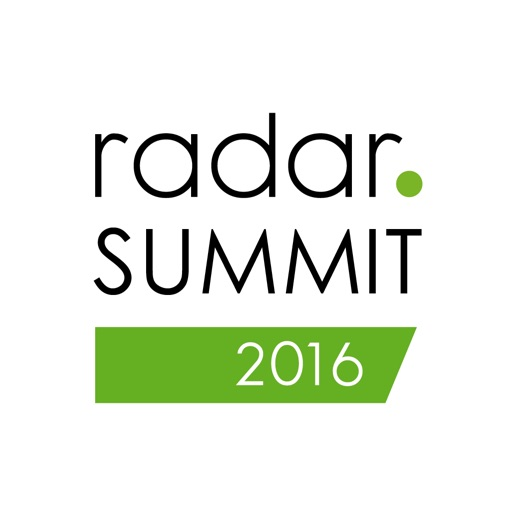Radar Summit 2016