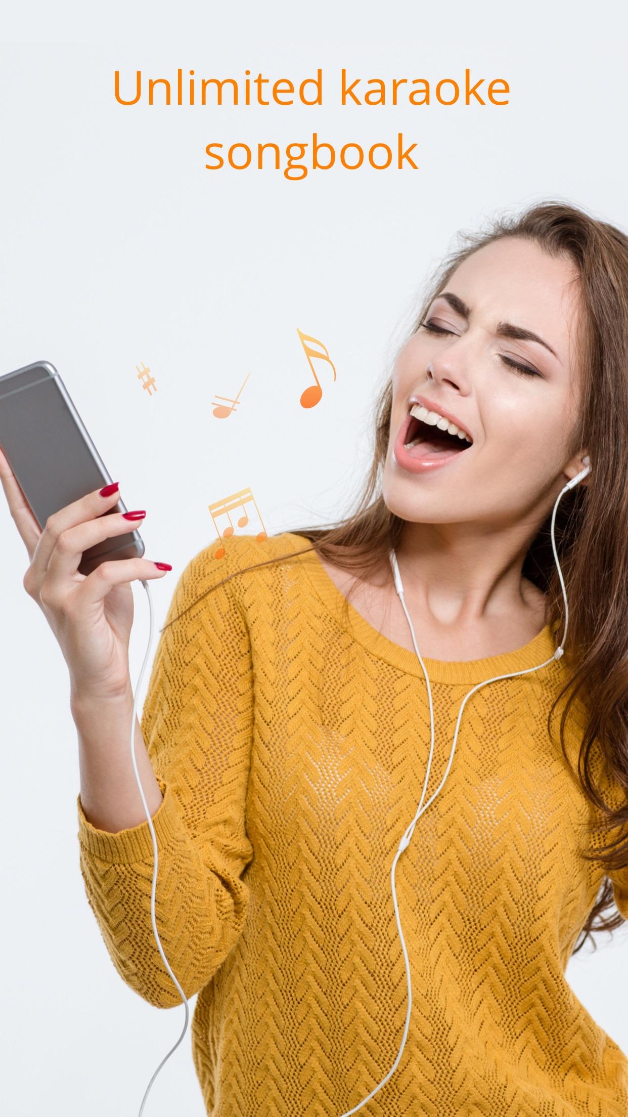 Karaoke - Sing with MyKara Screenshot