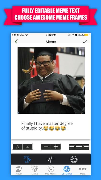 Emoji Maker - Rage Faces & Funny Meme Creator screenshot-3