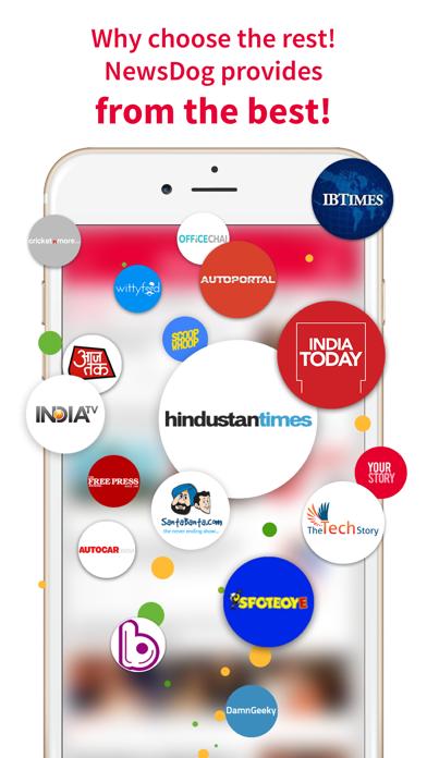 NewsDog - Indian Breaking News screenshot two