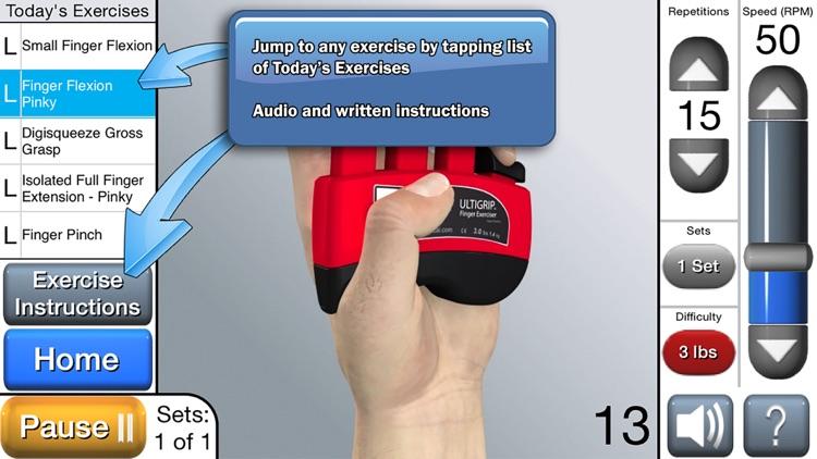 PT and OT Helper Fingers