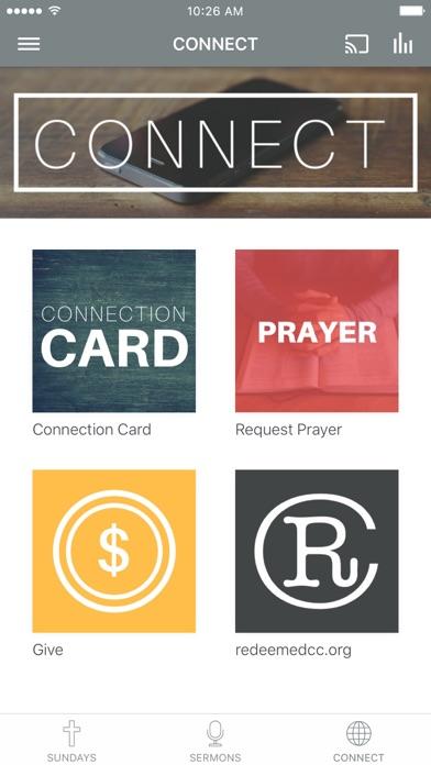 Redeemed Community Church screenshot 3