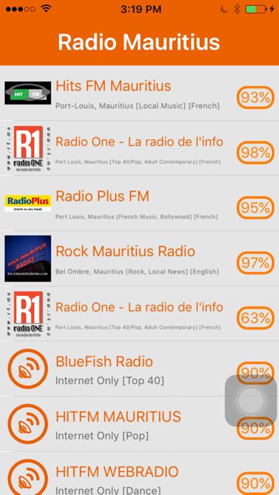 Radio Mauritius - Radio Ile Maurice screenshot one