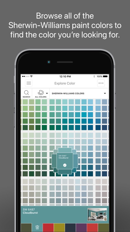 ColorSnap® Visualizer for iPhone