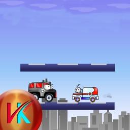 Dark Vehicles Removes - Kids Game