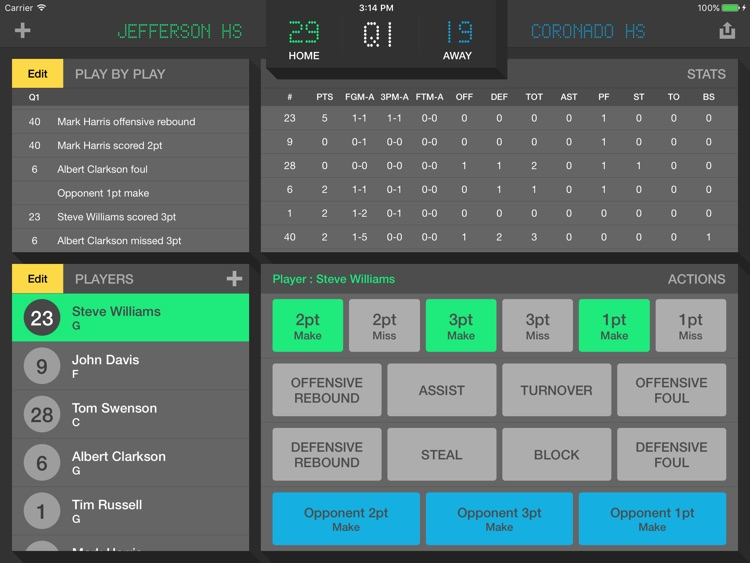 InfiniteHoops Stats screenshot-0