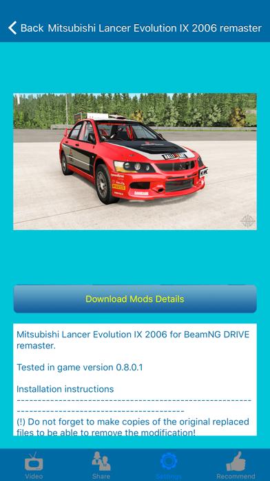 Mods for BeamNG Driveのおすすめ画像2