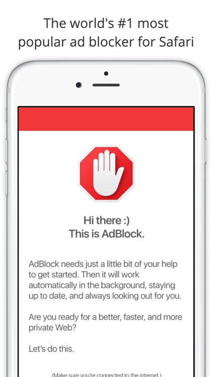 AdBlock for Mobile screenshot-2