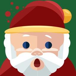 Christmas Emojis Stickers Messenger Keyboard Pro