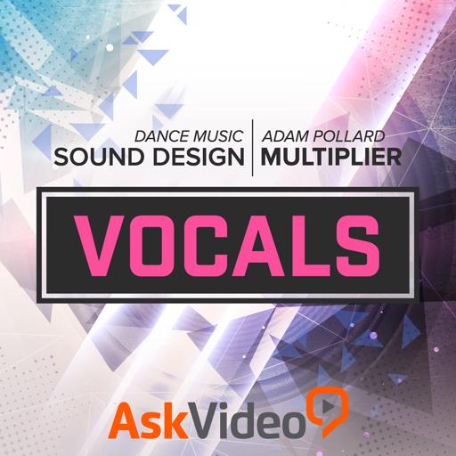 Dance Sound Design Vocals