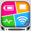 System Status Pro HD - Battery & Network Manager