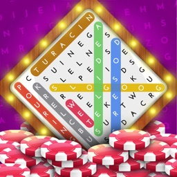 Word Search Puzzles - Multiplayer Board Game