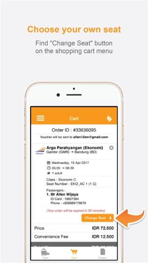 Tiket kereta api on the app store tiket kereta api on the app store stopboris Gallery