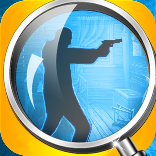 Murder Mystery Case hidden object Find Crime Games
