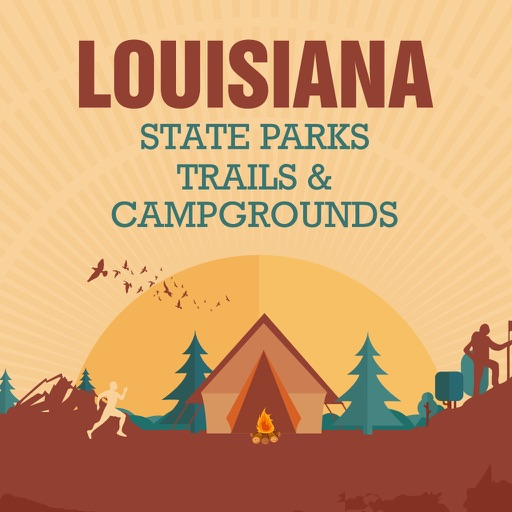 Louisiana State Parks, Trails & Campgrounds