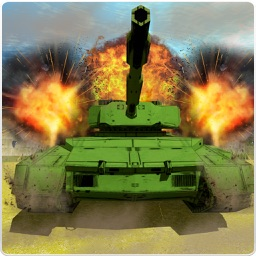 Tank Attack Urban War Simulator 3D