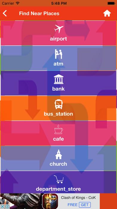 India Tourist Guide App 4