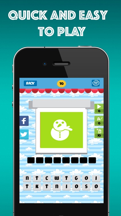 Christmas Game for Kids - Guess Xmas Things Icon