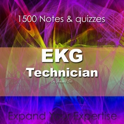 EKG Technician for self learning & Exam Prep