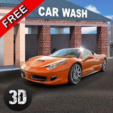 Activities of Super Car Wash Service Station 3D