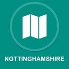 Nottinghamshire, Reino Unido : Navegacao GPS icon