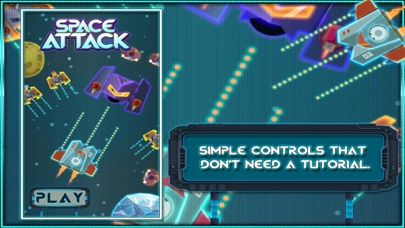 Space Attack Shoot the enemy to Defend your Ship screenshot four