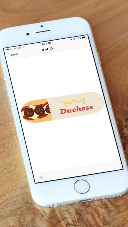 Duchess Sticker Pack