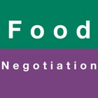 Food Negotiation idioms in English icon