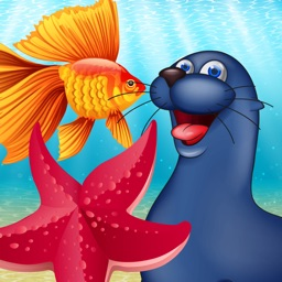 Sea Animals Early Learning Flashcards