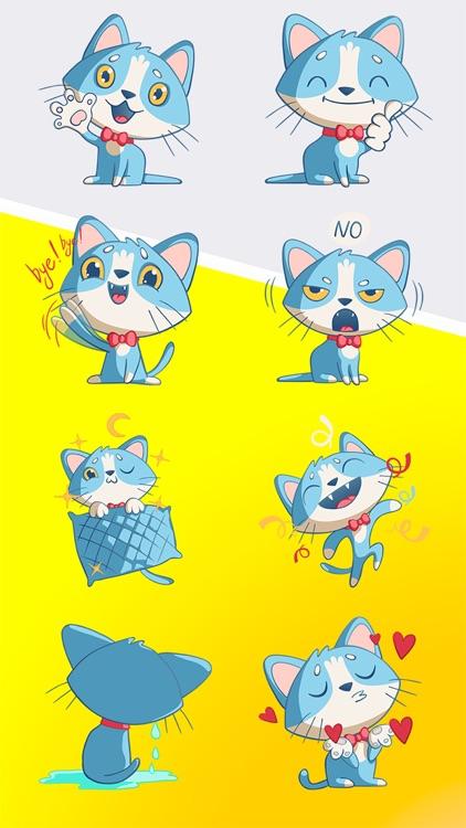 Tom The Cat Stickers Pack 1 screenshot-3