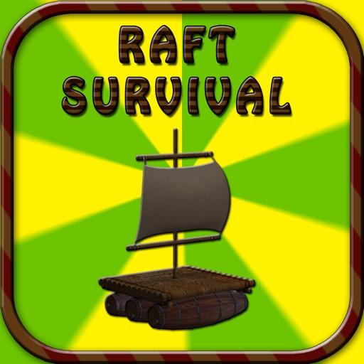 Epic Raft Survival - Catching fish Simulator 2017 app logo