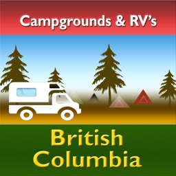 British Columbia – Camping & RV spots