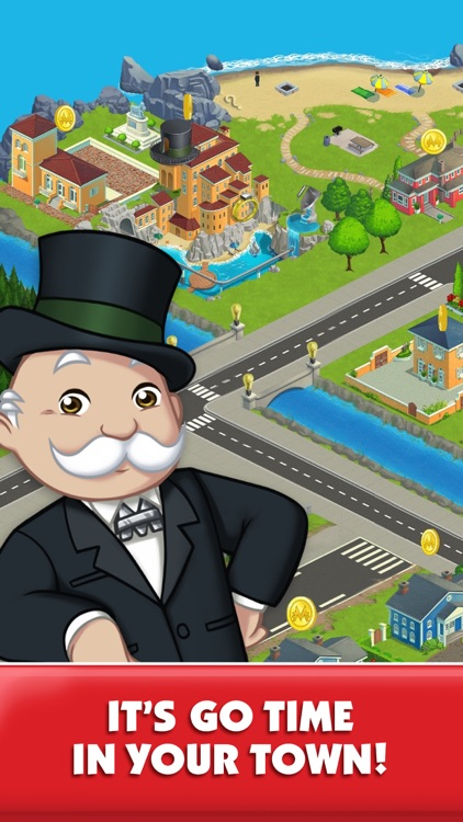 MONOPOLY Towns screenshot-0