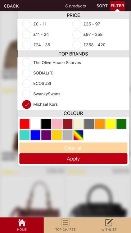 Handbags Outlet screenshot-3