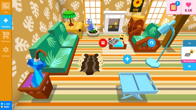 Castaway Home Designer On The App Store