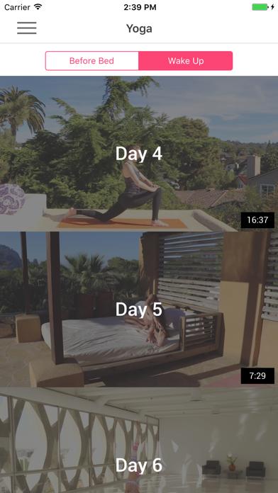 Bedtime Yoga & Morning Yoga in Bedのおすすめ画像3