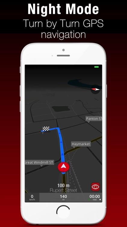 Hammerfest Tourist Guide + Offline Map screenshot-3
