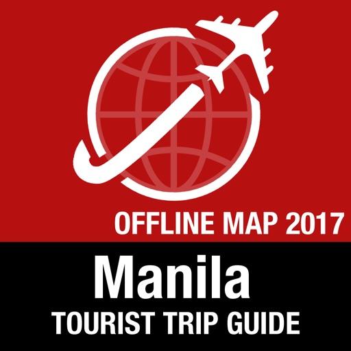 Manila Tourist Guide + Offline Map