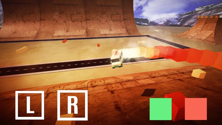 Smashy Cars Arena - Wanted Road 2