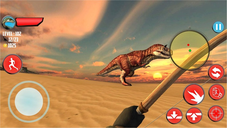 Call of Dinosaur Jurassic Hunter 3D screenshot-4