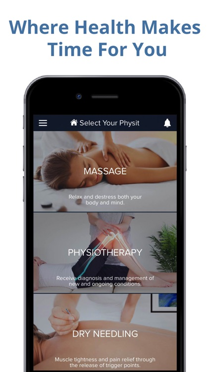 Physits – In Home Massage & Physiotherapy